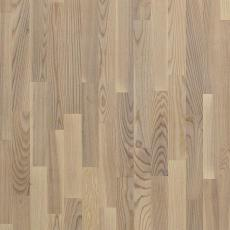 Паркетная доска Floorwood Ясень Madison White Matt Lac 3S