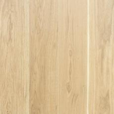 Паркетная доска Polarwood Classic 1-х полосная ДУБ FULL PLANK PREMIUM MERCURY WHITE